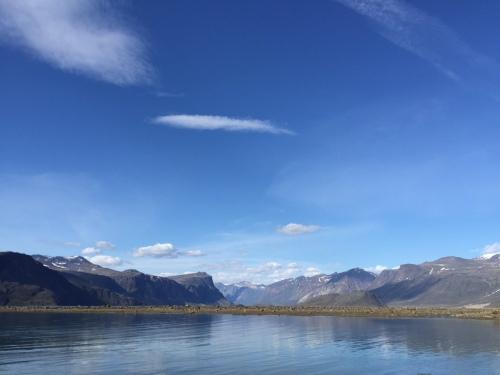 Pangnirtung fjord